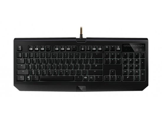 Razer Overwatch BlackWidow Chroma Wired Gaming Keyboard
