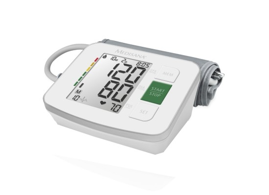 Medisana BU 512 Upper Arm Blood Pressure Monitor - 51162