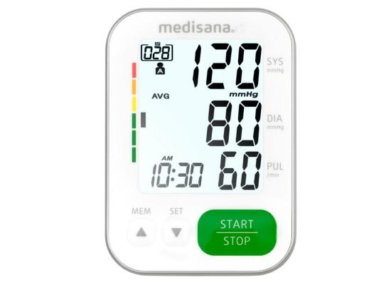 Medisana BU 565 Upper Arm Blood pressure Monitor white xcite buy in kuwait