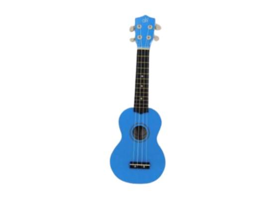 Wansa Acoustic Blue Ukulele Ukulele in Kuwait | Buy Online – Xcite