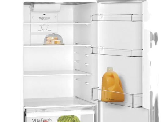 Bosch Top Mount Refrigerator Capacity From Xcite  Buy in Kuwait