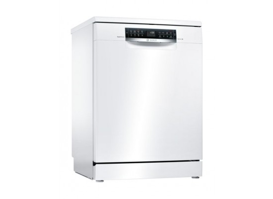 Bosch 8 Program Free-standing Dishwasher (SMS68TW20M) - White