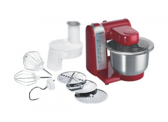 Bosch Kitchen Machine - 600 W (MUM48R1)