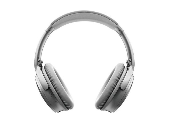 Bose QuietComfort 35 Series II Wireless Over-Ear Headphone - Silver