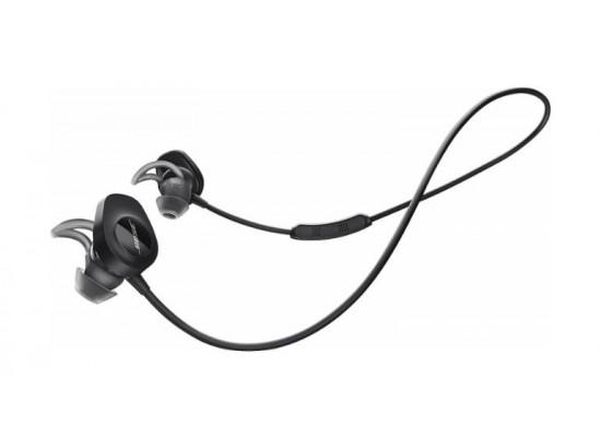 Bose SoundSport Wireless headphones – Black Side View