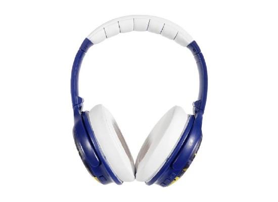 BuddyPhones Cosmos Dragon Wireless Headphones - Blue