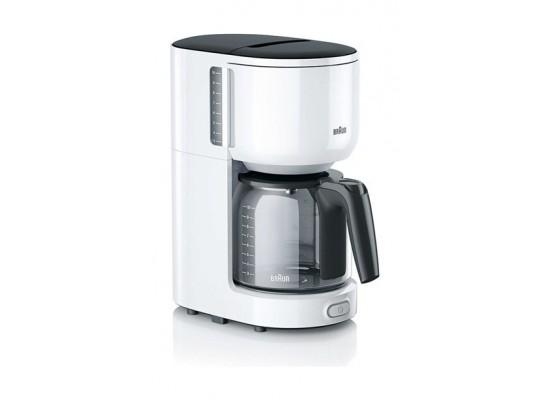 Braun KF3100 PurEase 600W Coffee Maker