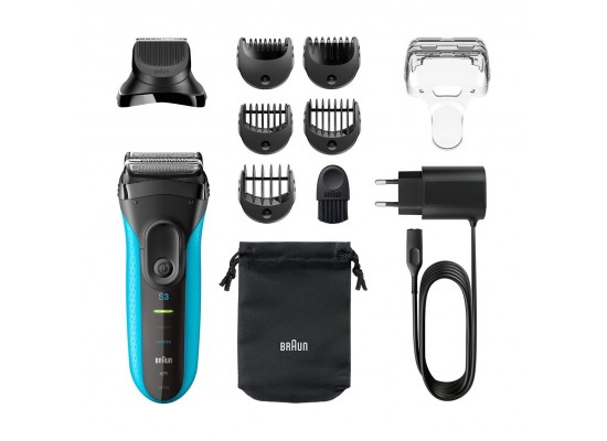 Braun Series3  3-in-1 Electric Shave & Style - (3010BT)