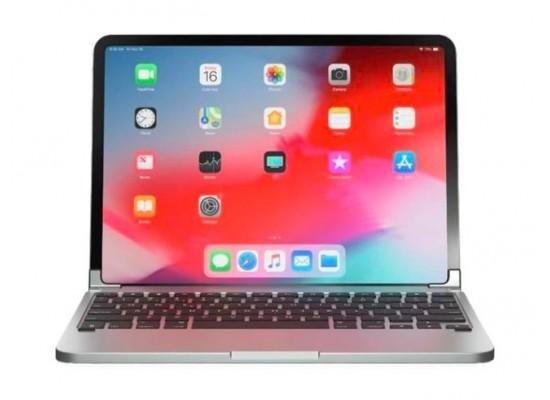 Brydge Bluetooth Keyboard for 11-inch iPad Pro - Silver