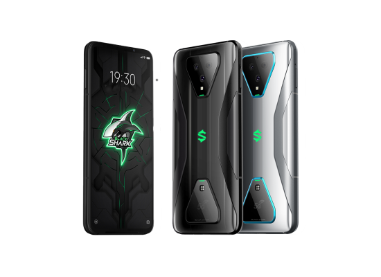 Black Shark 3 128GB Phone - Midnight Black