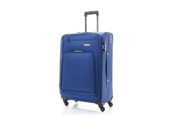 American Tourister Brook Spinner Soft Luggage 70cm - Navy