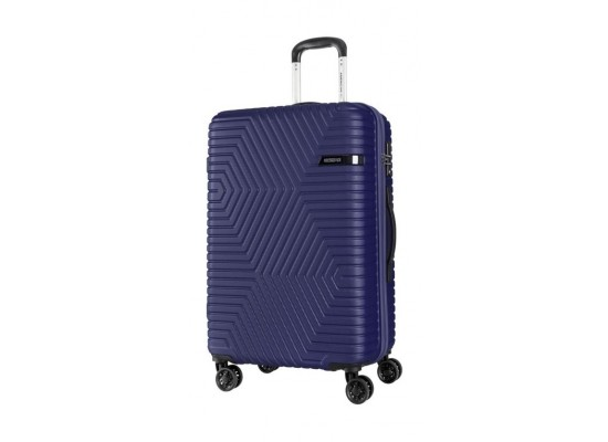 American Tourister Ellen Spinner Hard Luggage 55cm - Blue