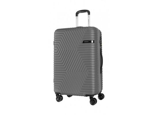 American Tourister Ellen Spinner Hard Luggage 55cm - Grey