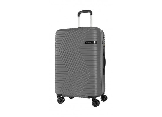 American Tourister Ellen Spinner Hard Luggage 68cm - Grey