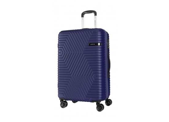 American Tourister Ellen Spinner Hard Luggage 79cm - Blue
