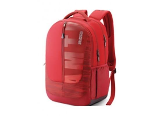 American Tourister Pop Teen School Bag - Red