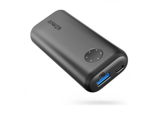 Anker PowerCore II 6700 mAh Power Bank (A1220H11) - Black