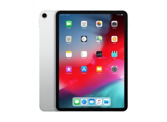 Apple iPad Pro 2018 11-inch 64GB Wi-Fi Only Tablet - Silver