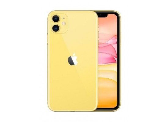 PRE-ORDER: Apple iPhone 11 128GB Phone - Yellow