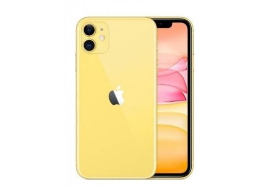 Apple iPhone 11 (256GB) Phone - Yellow