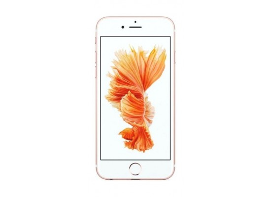 Apple iPhone 6S Plus 32GB Phone - Rose Gold 3