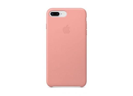 los angeles aa6ef 672ab Apple iPhone 8 Plus/7 Plus Leather Case - Soft Pink