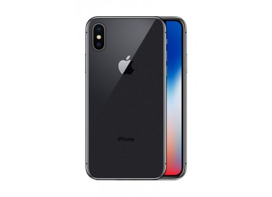 Apple iPhone X 256GB Phone - Space Grey