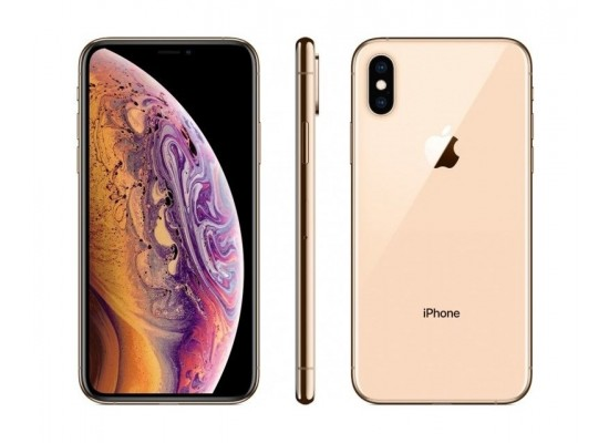 100% authentic 76b0d e71b3 Apple iPhone XS MAX 512GB eSIM Dual SIM Phone - Gold