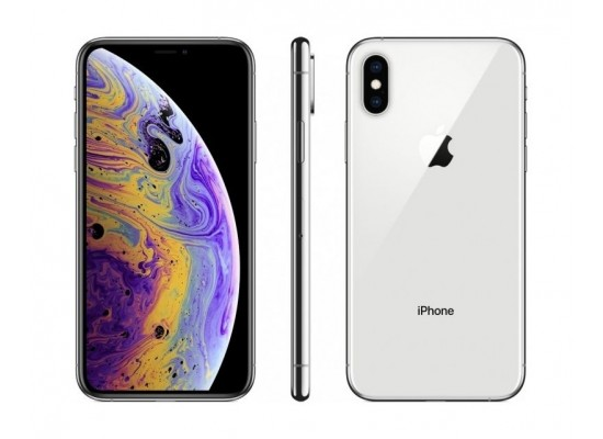 Apple iPhone XS MAX 64GB Phone - Silver