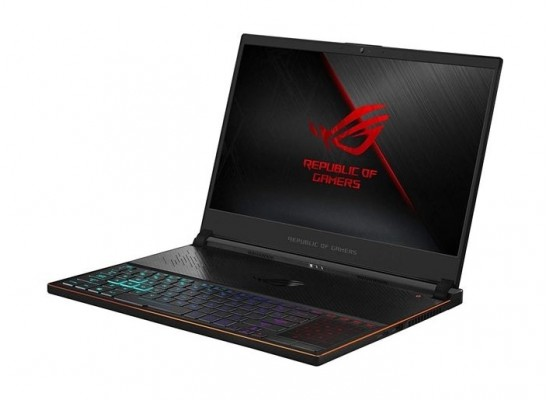 ASUS ROG Zephyrus S GeForce 6GB Core i7 25GB RAM 512GB 15 inch Gaming Laptop 2