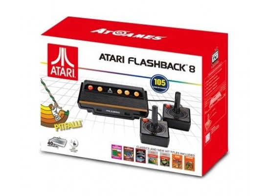Atari Flashback 8 Console + 105 Built-in Games 1