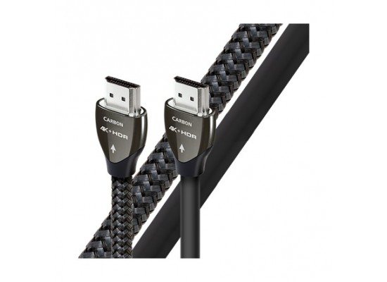 AudioQuest Carbon HDMI Braided Cable 1.5M