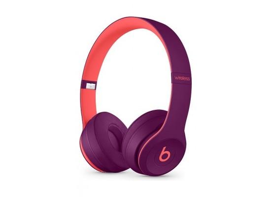 Beats Solo3 Wireless On-Ear Headphones Pop Collection – Pop Magenta 3