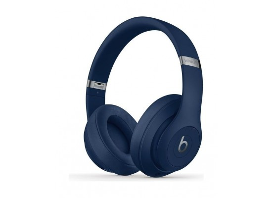 Beats Studio3 Wireless Bluetooth Headphones - Blue