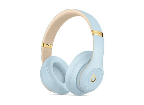 Beats Studio 3 Skyline Collection Wireless Headphone - Crystal Blue 3