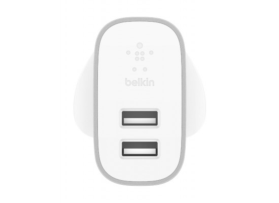 Belkin Boost Charge 2-Port Home Charger - F7U049MYSLV 2