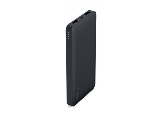 Belkin Pocket Power 10000 mAh Power Bank - Black