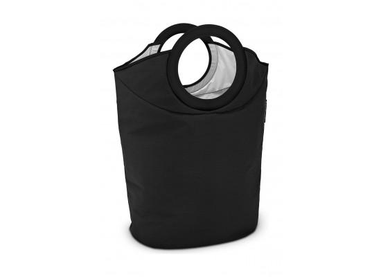 Brabantia Portable Laundry Basket and Bag - Black