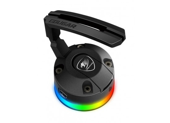 Cougar Bunker RGB Gaming Mouse Bungee - Black