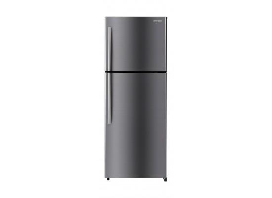 Daewoo 21 CFT Top Mount Refrigerator (FN-G595NTIS) - Silver