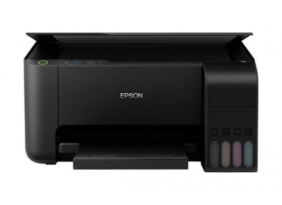 Epson EcoTank L3150 Wi-Fi All-in-One Ink Tank Printer - Black
