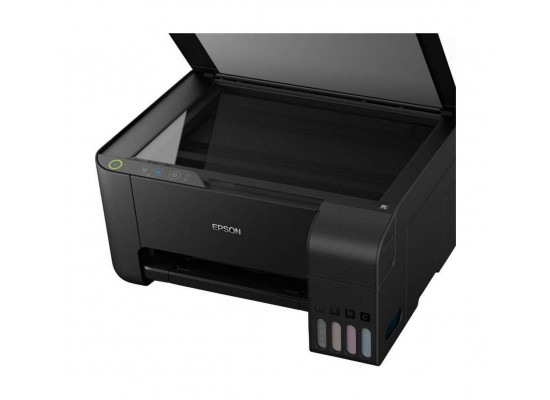 Epson EcoTank L3150 Wi-Fi All-in-One Ink Tank Printer - Black 3