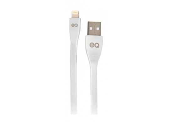 EQ Lightning Cable 15cm - White
