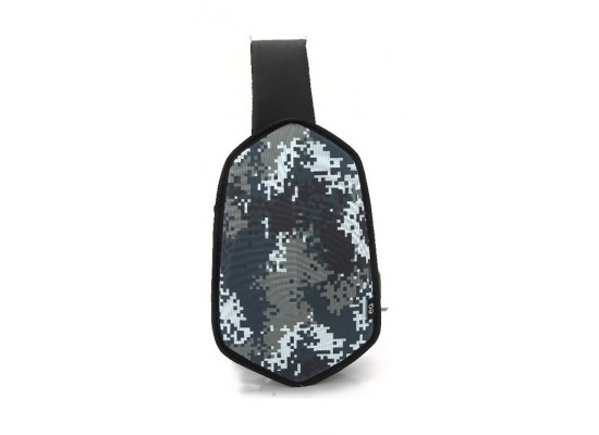 EQ White Camouflage Backpack 3