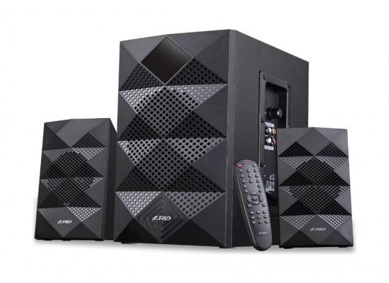 Wansa 43-inch Full HD (1080p) Standard LED TV With 2USB Ports  + F&D 2.1 Ch Bluetooth Speaker