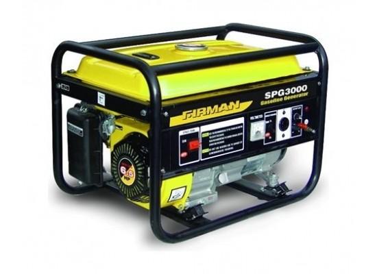 Firman 15L 2500/2800W Generator - SPG3000