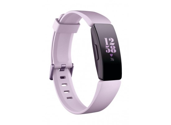 Fitbit Inspire HR Fitness Tracker - Lilac 3