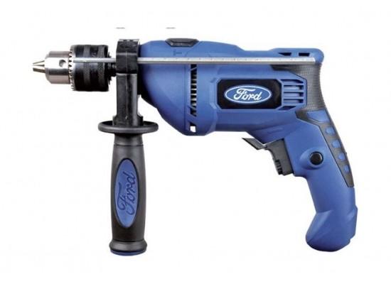 Ford 600W Impact Drill + Drill Bits
