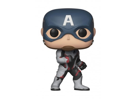 Funko Pop Games: Avengers End Game Captain America
