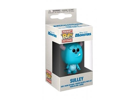 Funko Pop Keychain: Monster Sulley 2